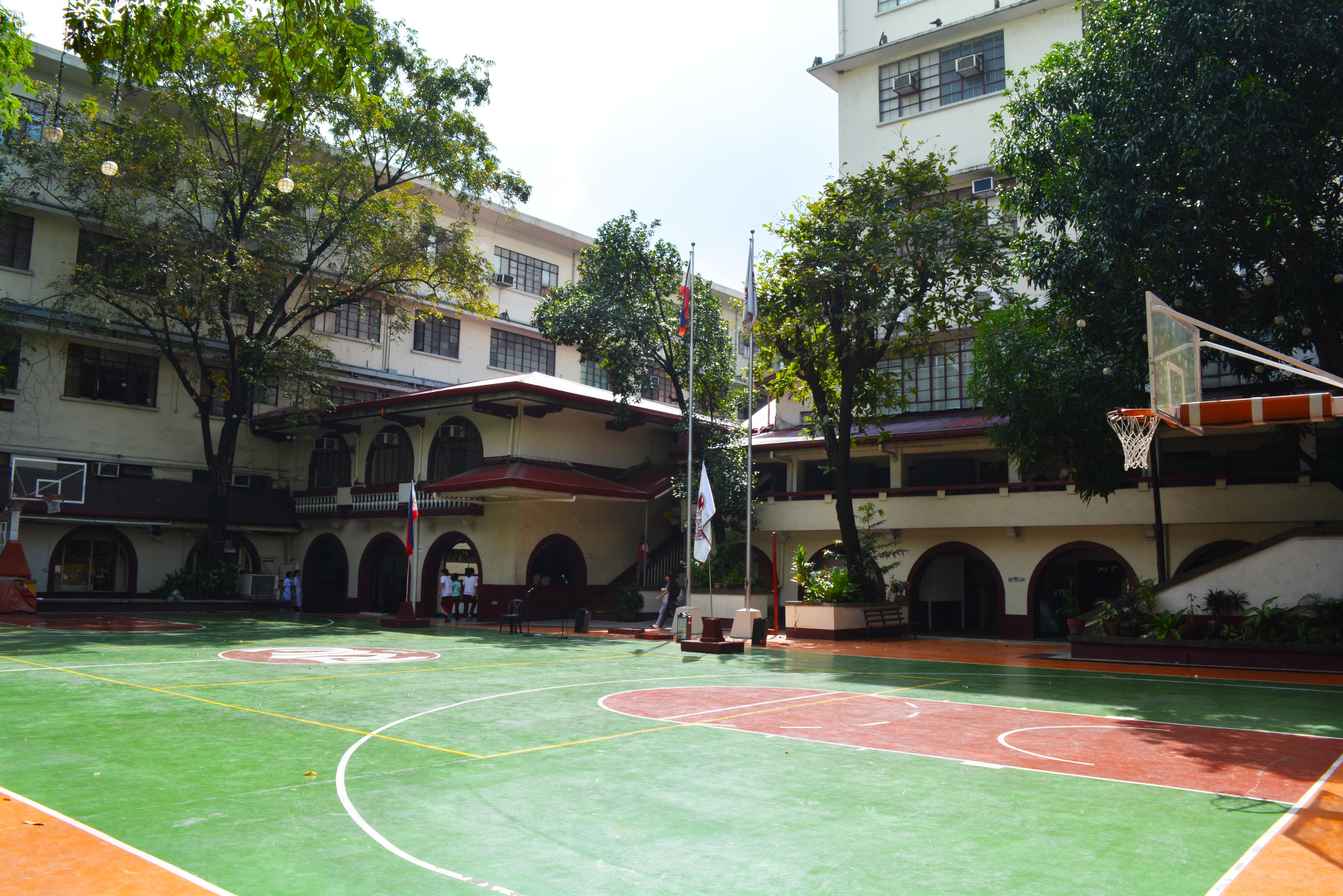 PWU Basketball Court