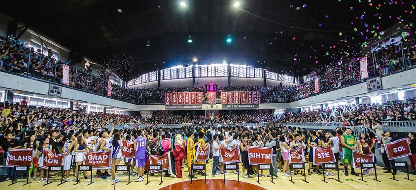 UB Gymnasium