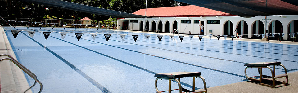 Olympic-size Swimming Pool