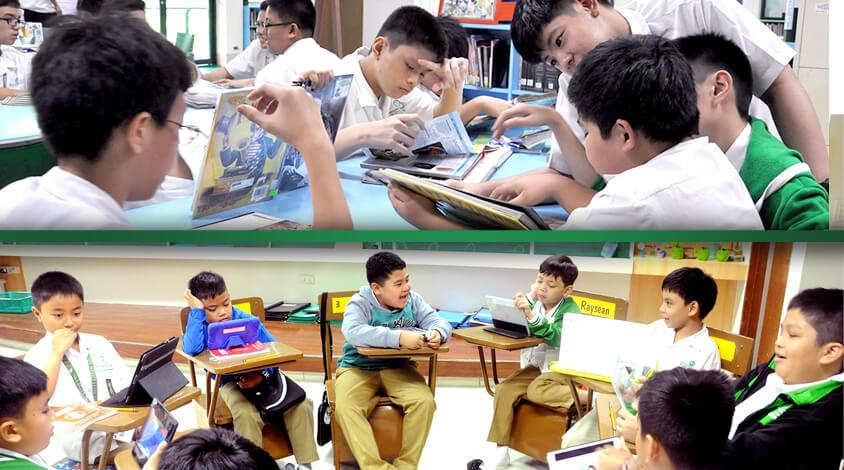 BLENDED EDUCATION