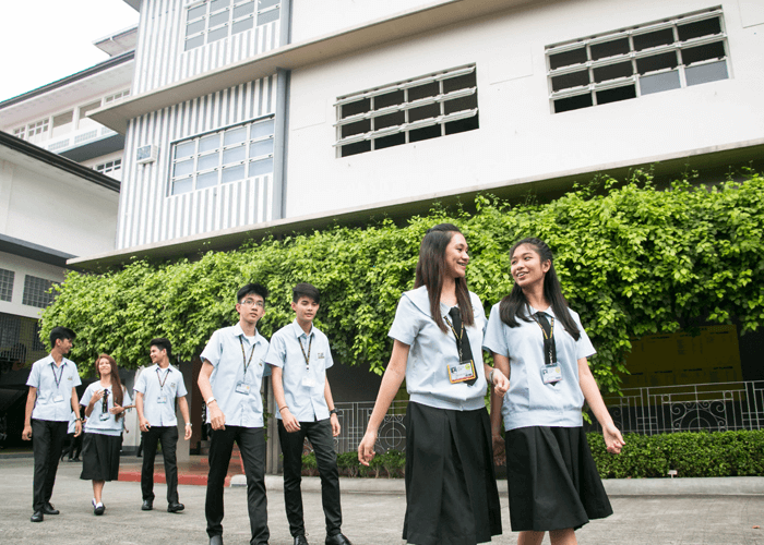Technological Institute of the Philippines SHS