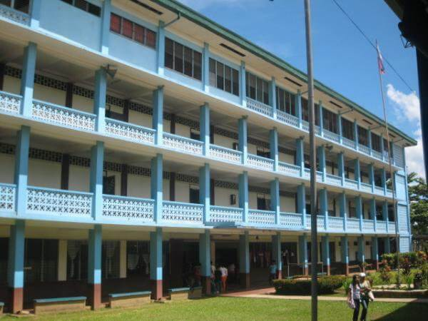 Holy Cross College of Calinan