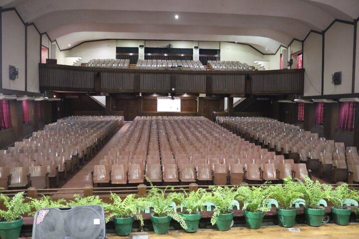 Paraclete Auditorium