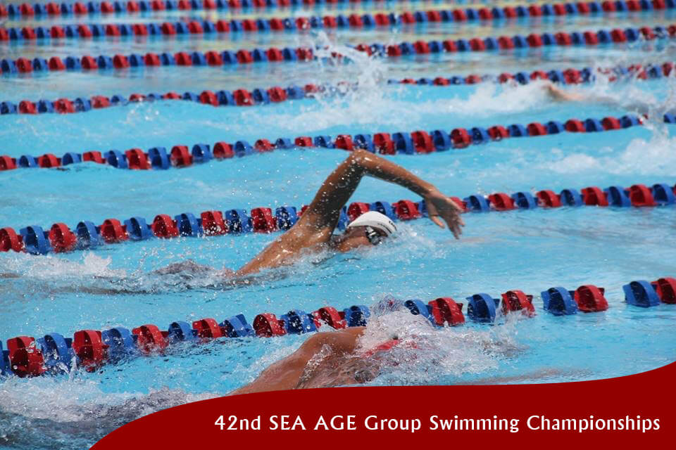 42nd SEA AGE Group Swimming Championships