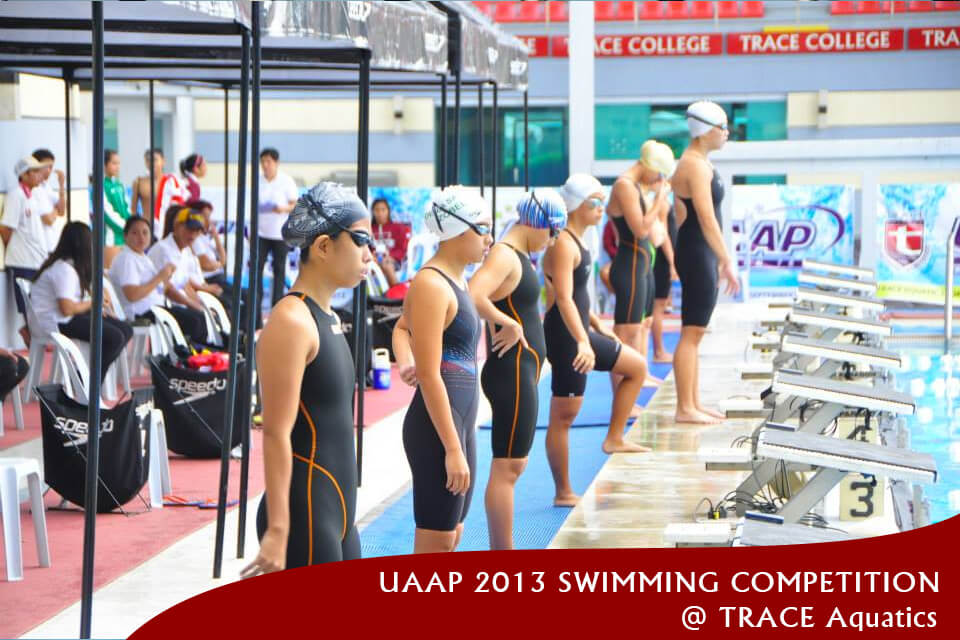 UAAP 2013 Swimming Competition