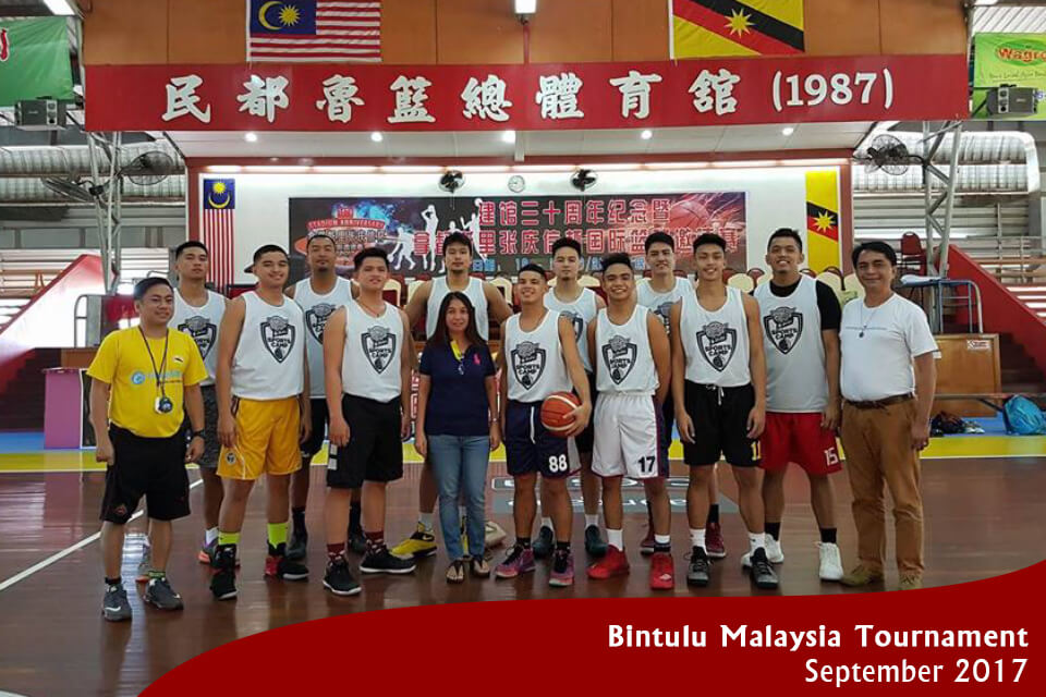 International Sports Event