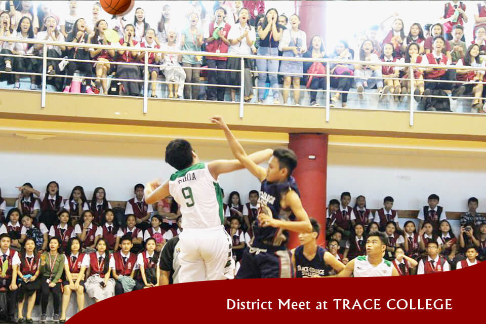 District Meet at Trace College