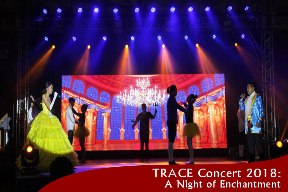 A Night of Enchantment Trace Concert 2018