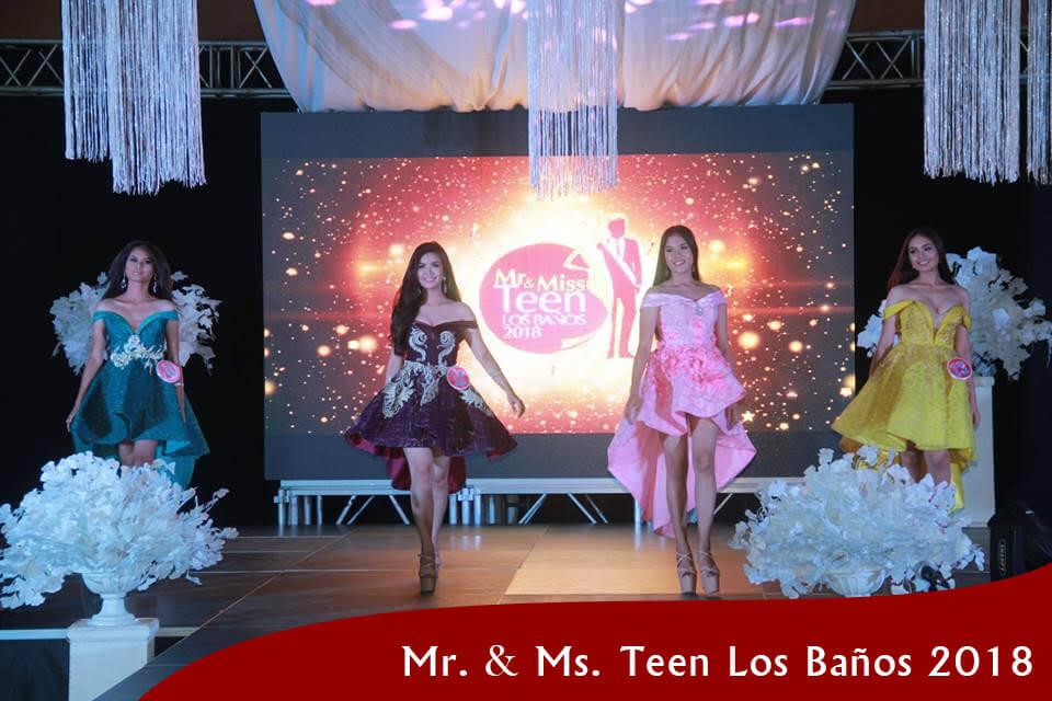 Mr. & Ms.  Teen Los. Baños