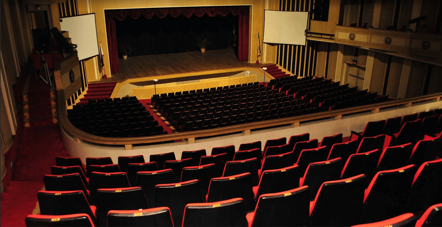 Fleur-de-lis Auditorium