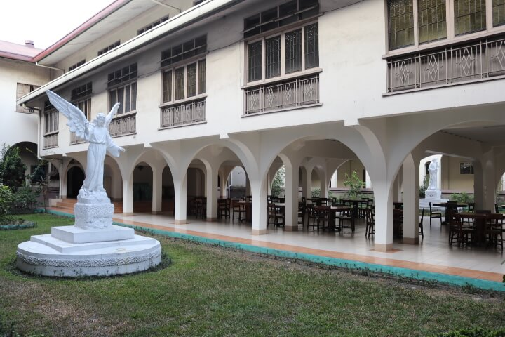 Blessed Maria Elena Hall (Under the Chapel)