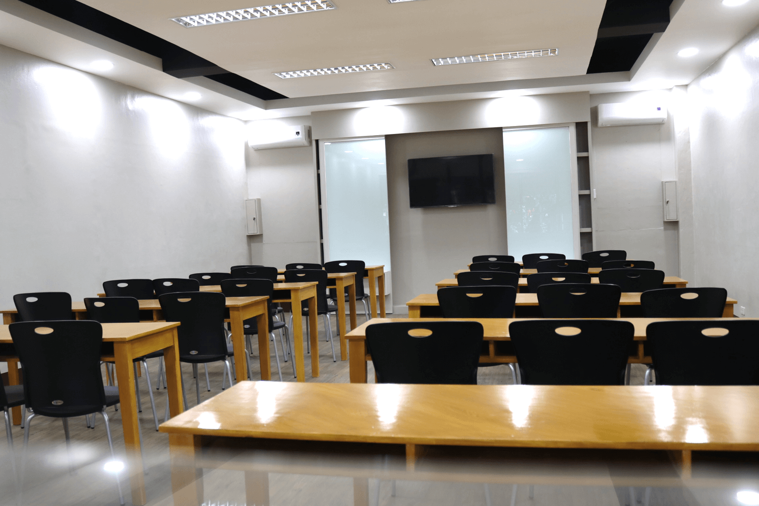 CCE (Center for Continuing Education) Room
